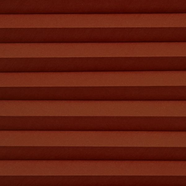 Cellular Shades - Designer Colors Room Darkening Chili Spice 19970144
