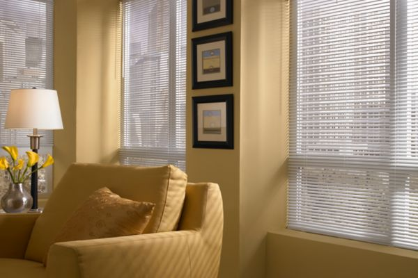 Stock Aluminum Blinds