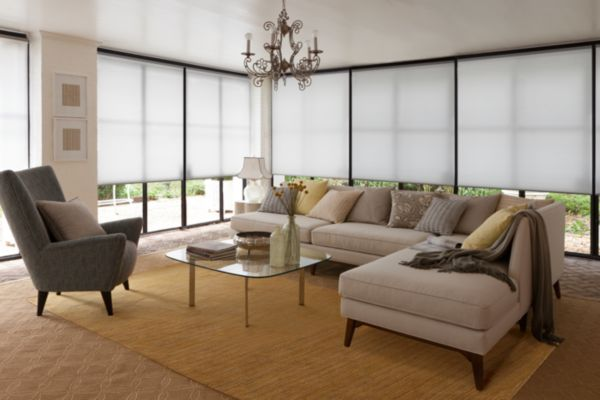 Custom Accordia™ Cellular Shades