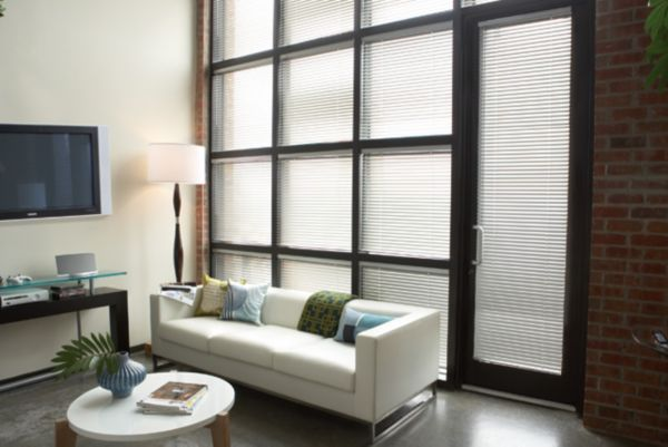Custom Mark 1 Metal Blinds