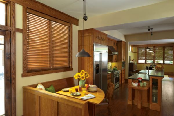 Custom NuWood™ Faux Wood Blinds